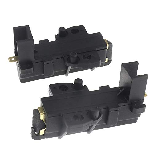 ENET Replacement Carbon Motor Brushes For HOOVER Washing Machine Motor