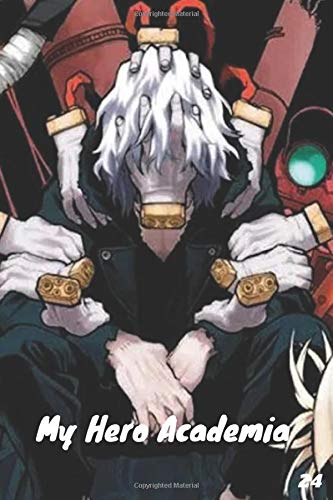 My Hero Academia, Vol. 24: manga My Hero Academia, 24 Netbook My Hero Academia, Vol. 1 to vol. 27