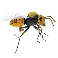 様々な動物の昆虫像庭の木芝生飾り彫刻装飾ガーデンクラフト-アリ