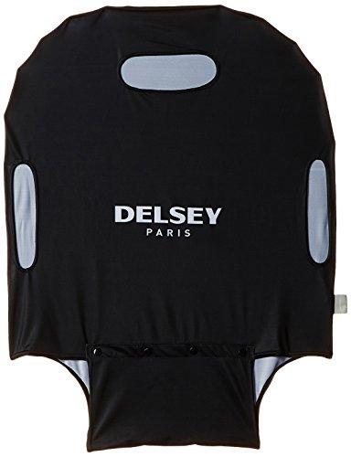 DELSEY PARIS Covers Up Kleidersack 68cm, Schwarz (Schwarz) - 00094618000