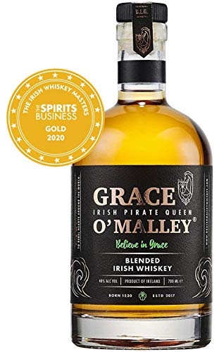 Grace O\'Malley Irish Whiskey (Blended Irish Whiskey)