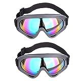 Gafas de protección para Nerf, LoKauf, tácticas, flechas, a prueba de explosiones, para Nerf Rival