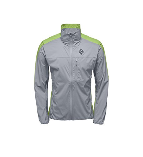 Black Diamond Alpine Start Jacket - Men's Ash Small