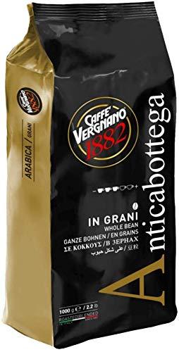 8 Kg Caffè Vergnano Antica Bottega Grani 100% Arabica. Coffee Beans Arabica 100%.