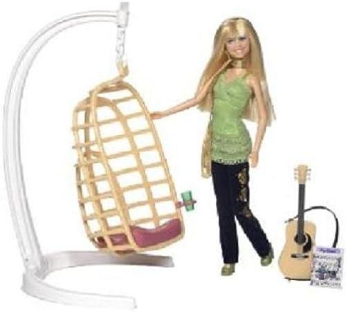 Hannah Montana House Song Writin' Swing Set with Hannah Doll