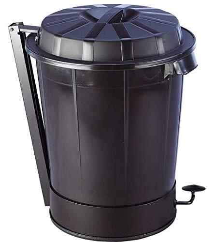chiner® - Cubo Basura con Pedal (50 litros)