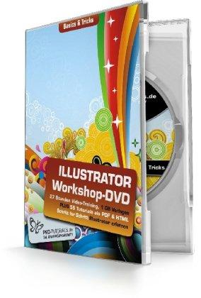 Illustrator-Workshop-DVD - Basics & Tricks [import allemand]