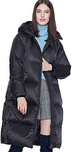 YJF-JK Moda Inverno Womens Giacca Lunga in Cotone Caldo Cappotto Parka Outwear Trincea Piumino,...