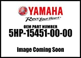 Yamaha 5HP-15451-00-00 Gasket, Crankcase; ATV Motorcycle Snow Mobile Scooter Parts