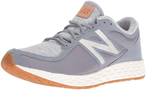 New Balance Women's Fresh Foam Zante v2 Trainers, Grey (Steel), 5.5 UK...