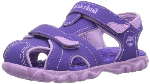 VF Germany Textil?Handels GmbH Timberland SPLSHTWNCLSDTOESNDPR PURPLE C7872R Mädchen Sport- & Outdoor Sandalen, Lila (Purple), EU 35