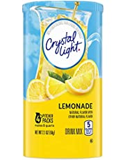 Crystal light Natural lemonade - 59g
