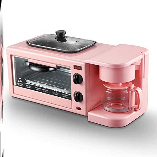 NLRHH Sandwich Toastie-Hersteller mit Multi-Funktions-Frühstück Maschine, Haushalt Toastern, Kleinen Brotbackofen Peng