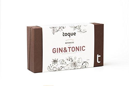 Greenplan Products - Gin & Tonic Gewürze Set mit 10 ausgewählten Gewürzen zum verfeinern