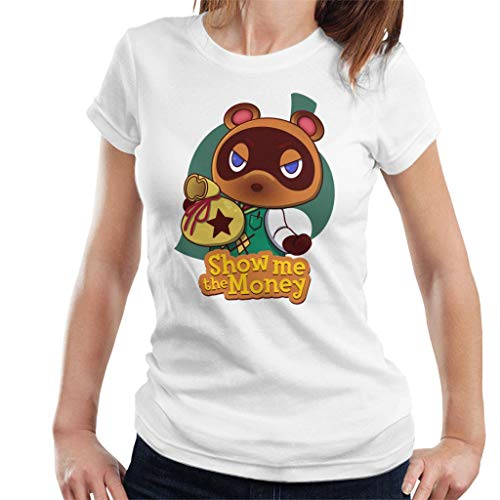 Tom Nook Show Me The Money Women's T-Shirt