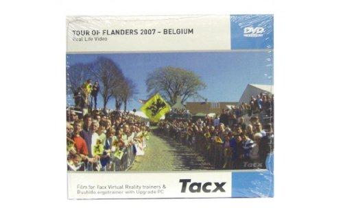 DVD Tacx Virtual Reality T 1956.36 Tour de Flanders, Belgium