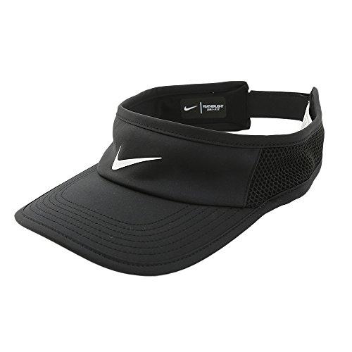 nike running visors Nike Adult Unisex DRI-FIT Adjustable Featherlight Tennis Visor