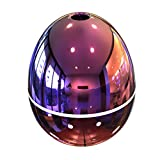 Umidificatore d'aria, JHD Umidificatore d'aria portatile a forma di uovo USB Ricaricabile Mist Maker Diffusore di aromi Funzionamento ultra silenzioso Fogger Umidificatore Aria pulita Elettrodomestico