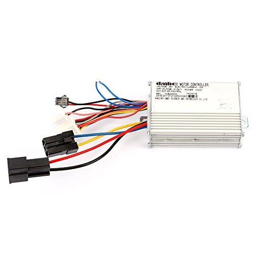 48V–1000W Turbo/ECO unidad de control/controlador para monopatines Mach1Elektro Scooter modelo 6A + 6B 48V/1000W