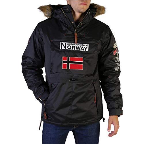 Geographical Norway Giacche Uomo Nero (Barman_Man)
