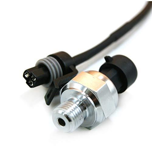 Sensores eléctricos industriales Transmisor de presión de DC G1 / 4 Tema 0-1MPa presión del sensor de presión del transductor for el agua Petróleo y Gas Diesel Para el bote de camiones de coche
