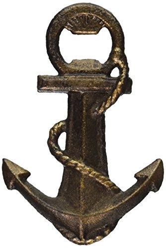Design Toscano Anchors Aweigh Cast Iron Bottle Opener