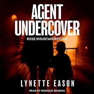 Agent Undercover audiobook cover art