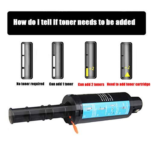 Compatible Reemplazo De Cartuchos De Tóner para HP 103A W1103A W1103AD Cartucho De Tóner (2 Pack) para HP 1000A NEVERSTOP Laser 1000W 1200W Impresora Multifunción 1200A De Tóner,Negro