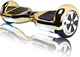 BEBK Hoverboard 6.5' Smart Self Balance Scooter con Bluetooth,Overboard con LED...