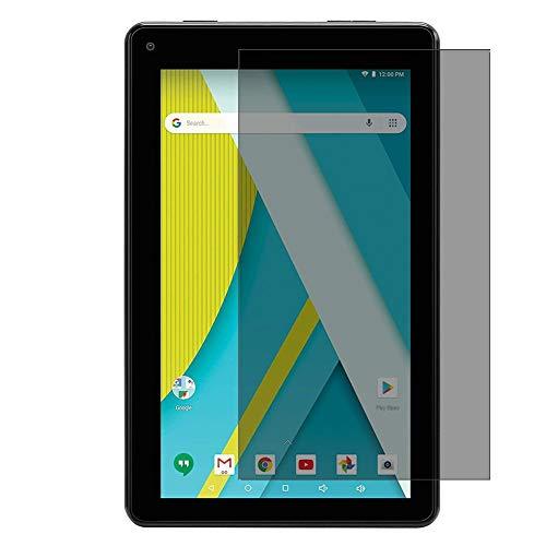 Vaxson Protector de Pantalla de Privacidad, compatible con RCA (RCT6973W43MDN) Voyager III Android Tablet 7' [no vidrio templado] TPU Película Protectora Anti Espía