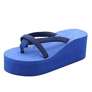 Comfy Sandali Alluce Valgo Donna VJGOAL Sexy Pantofole Donna Aperte in Punta Offerte Scarpe Donna Eleganti con Zeppa…