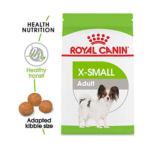 Royal Canin X-Small Adult Dry Dog Food, 14 lb. bag