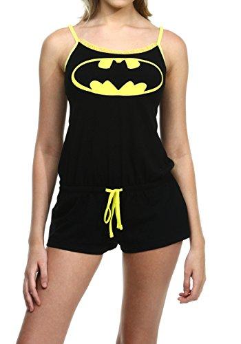 Batman Sin Mangas Pelele