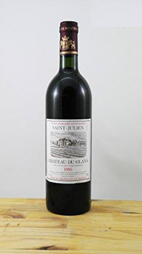Wein Jahrgang 1985 Château du Glana - OccasionVin
