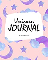 Unicorn Primary Journal with Positive Affirmations Grades K-2 for Girls (8x10 Softcover Primary Journal / Journal for Kids)