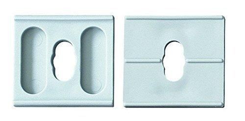 JIF Marine Products Pontoon Fence Riser Kit (26) CUK-O by JIF Marine