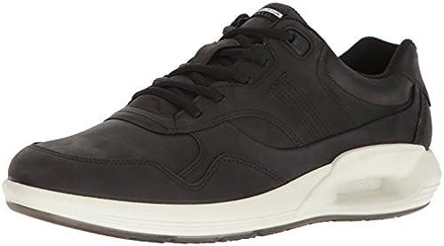 Ecco Men& 039;s CS16 Low Fashion Turnschuhe, schwarz, 39 EU 5-5.5 M US