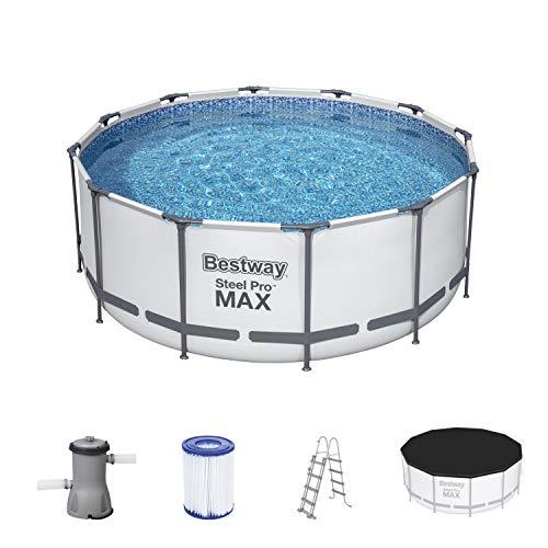 Bestway Steel Pro Max 12' x 48'/3.66m x 1.22m Pool Set