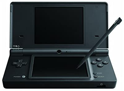 Nintendo DSi Handheld Console (Black)