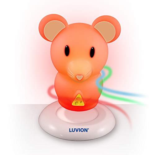 Luvion LED Baby Nachtlampje - Muis