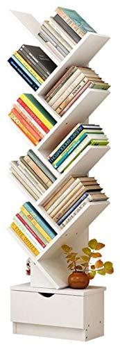 File cabinet Libreria, Durevole 9 Strati Bookshelf, in Grado di memorizzare Libri/Album Storage Rack, Multi-Funzione, Rack File, cremagliera di Esposizione in Soggiorno e Ufficio Armadi