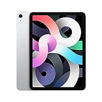 最新 Apple iPad Air (10.9インチ, Wi-Fi, 256GB) - シルバー (第4世代)