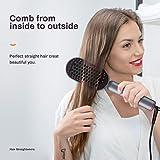 Zoom IMG-1 spazzola lisciante per capelli professionale