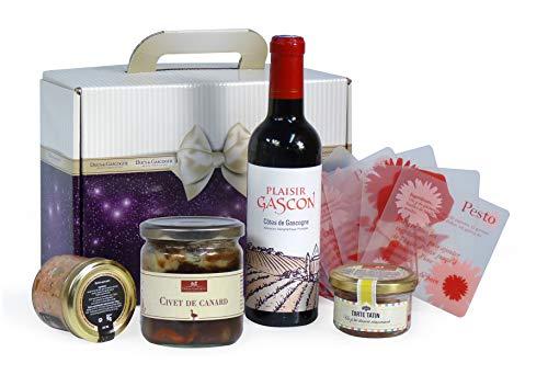 DUCS de GASCOGNE Paniers gourmands et coffrets cadeaux gourmets