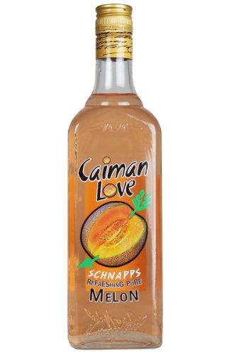 Antonio Nadal - Melonenlikör Melon von Tunel Caiman Love Schnapps - 70 cl