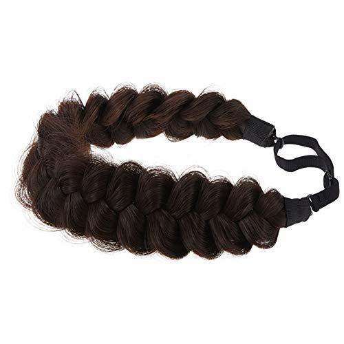 TOECWEGR Synthetic Hair Braided Hea…