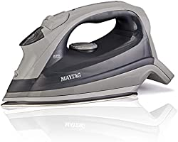 Maytag Speed Heat Steam Iron & Vertical Steamer with Stainless Steel Sole Plate, Self Cleaning Function + Thermostat...