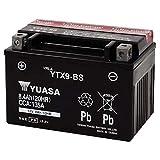 YUASA 台湾 ユアサ バイク用 バッテリー 液別 YTX9-BS (FTX9-BS / YTR9-BS / GTX9-BS 互換)