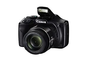 Canon PowerShot SX540 Digital Camera w/ 50x Optical Zoom - Wi-Fi & NFC Enabled (Black), 1 - 1067C001 from Canon