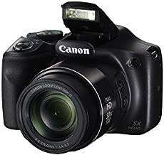 Canon PowerShot SX540 HS Digital Camera w/ 50x Optical Zoom - Wi-Fi & NFC Enabled (Black), 1 - 1067C001